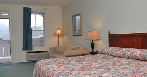 King Guest Rooms at the Northern Inn